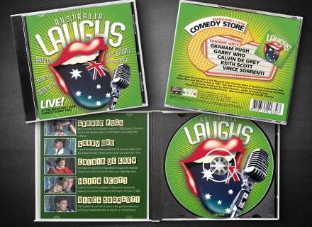 Australia laughs