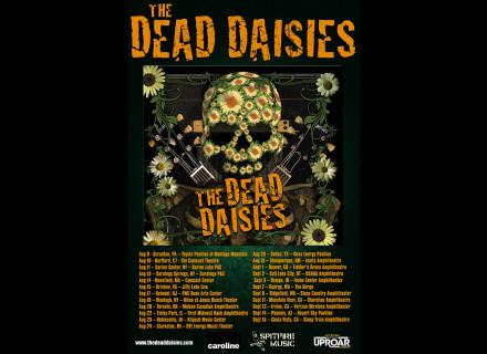 dead daisies tour