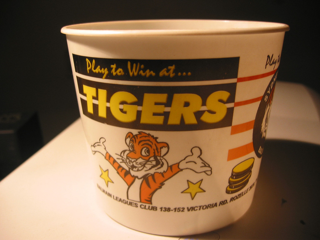 tigers cups