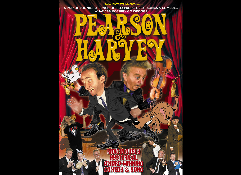 Pearson & Harvey